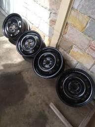 Vendo roda de ferro aro 14