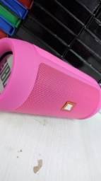 JBL Charge 2 cor de rosa