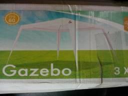 Uma tenda nova