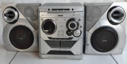 Mini system Philips MP3 Max sound