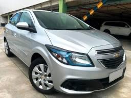 Gm - Chevrolet Onix 1.4 LT 35.000Km Completo Impecável IPVA 2018 Pago - 2014