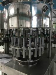 Fábrica engarrafamento água mineral