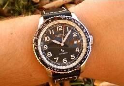 f84a614e59a Relógio Seiko Prospex automático Japan Made Srpb61j