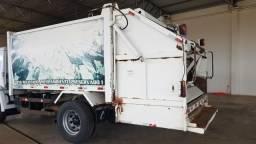 Compactador de lixo 2009 12 mts (Perfeito estado de funcionamento)