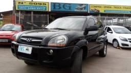Hyundai Tucson 2.0 completa - 2012