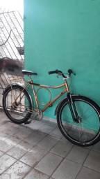 07dbb368ff9 Bicicleta Monark aro 26 com macha