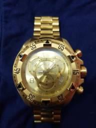 Vendo Relógio Reserve Invicta Excursion Original