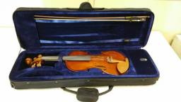 Violino Eagle 4/4 Ve441 + Case + Breu + Arco