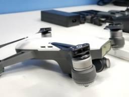 Drone DJI Spark Filma Full HD Homologado