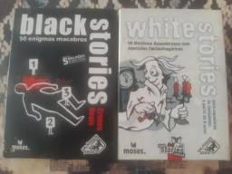 Black e White Stories R$ 20,00!!!
