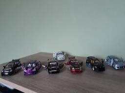 Miniaturas de carrinho de drifts