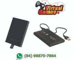 HD externo ou Interno para Xbox 360