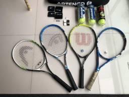 Kit para jogo de Tênis