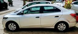 Chevrolet prisma joy 1.o ano 2019 carro extra