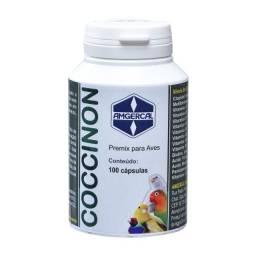Coccinon - Pote Com 100 Cápsulas