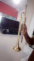 Trompete Novo pra Vender HOJE com Maleta de Luxo
