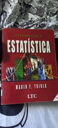 Introdução a estatística - Mário F. Tripla no a edição