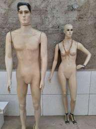 Maniquim casal