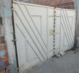 vende-se este portão, valor a negociar