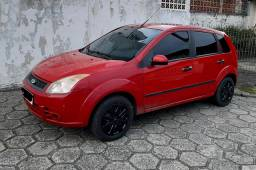 Carro Ford Fiesta Hatch 2010.<br>
