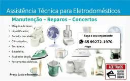 Concerto em Eletro domésticos