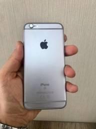 iPhone 6S (VENDO OU TROCO) - estado de novo