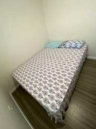 Vendo cama de casal!
