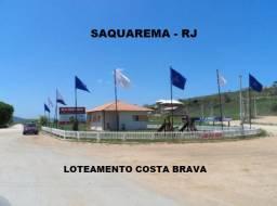 Terreno 600m² (20x30) - Saquarema (Sampaio Correia)