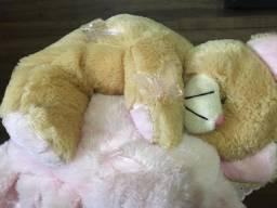 Caixa infantil decorada com urso de Pelúcia