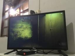 Televisão 24 polegadas de led