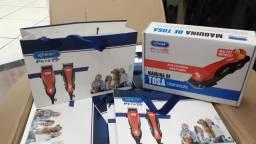 Máquina de tosa para cães e gatos knup nova na caixa completa (aceitamos seu auxilio)