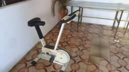 Bicicleta ergométrica usada