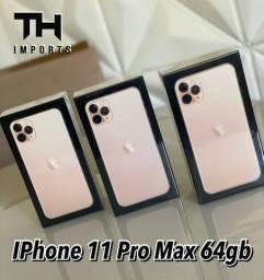 Novo IPhone 11 Pro Max 64gb