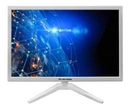Monitor Led 19' Vga E Hdmi 110/220 Branco - Bluecase Bm19x4hvw