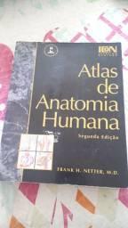 Vendo atlas anatomia humana Netter