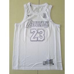Regata Nike Nba Los Angeles Lakers #23 Lebron James