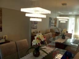 Apartamento 4 Quartos (1 suíte) c/ armários, varanda gourmet - Maiori, Campo Grande