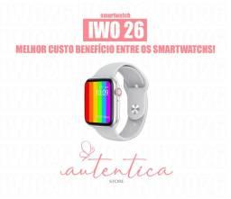 Smartwatch Iwo26 com tela IPS