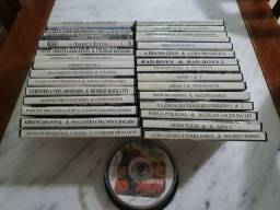 DVD Player + Filmes dublados e legendados (não-oficial)