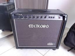 Amplificador Meteoro Nitrous 100 GS - Troco por Bike aro 29