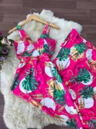 Vestidos longo Atacado R$45,00
