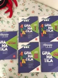 Livro Coleção Box Gramática