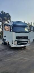 Volvo Fh-540 6x4 Ano: 2013 - Novo Único Dono