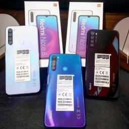 Xiaomi Redmi Note 8 64/4gb Global Lançamento - 6 Meses De Garantia - Loja Fisica