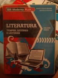 Box Moderna Plus - Literatura (volume único)