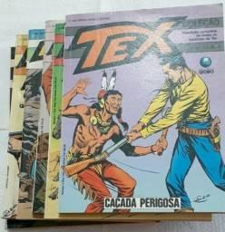 Tex Coleção - lote de gibis antigos