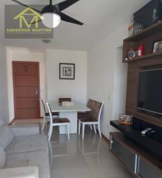 Apartamento à venda com 2 dormitórios em Itapuã, Vila velha cod:16229