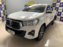 Toyota Hilux CD SRV 4x2 2.7 Flex 16V Aut.