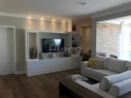 Apartamento à venda com 3 dormitórios em Cambuí, Campinas cod:AP024920