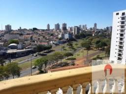 Apartamento à venda com 3 dormitórios em Vila nova cidade universitaria, Bauru cod:4906